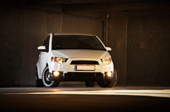 Mitsubishi colt Royalty Free Stock Photo