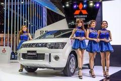 Mitsubishi Delica Space Wagon Stock Photo