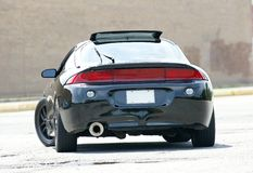 Mitsubishi eclipse Royalty Free Stock Photos