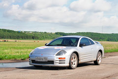 Mitsubishi Eclipse Royalty Free Stock Image
