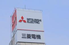Mitsubishi Electric Company Japan Stock Photo