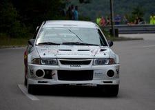 Mitsubishi Evo Stock Photography