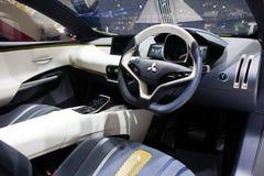 Mitsubishi eX SUV concept Stock Photography