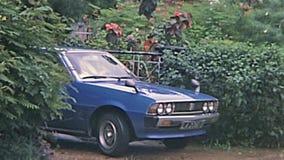 Mitsubishi Galant in Nigeria stock video