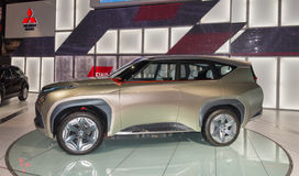 Mitsubishi GC-PHEV begrepp Royaltyfria Foton