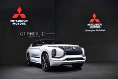 Mitsubishi GT PHEV on display at Thailand International Motor Ex Royalty Free Stock Photography