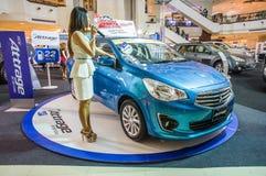 Mitsubishi hägring Royaltyfri Bild
