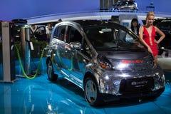 Mitsubishi i-MiEV Stock Photography