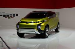 Mitsubishi-Konzept AR Genf 2014 Lizenzfreies Stockbild