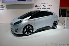 Mitsubishi-Konzept CA-MiEV Genf 2014 Lizenzfreies Stockfoto