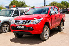 Mitsubishi L200 Royalty Free Stock Images