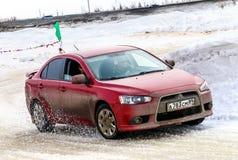 Mitsubishi Lancer Stock Images