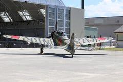 Mitsubishi A6M3-22 Reisen Zero Stock Images