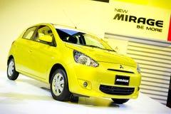 Mitsubishi miraż zdjęcie royalty free