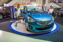 Mitsubishi miraż obrazy stock
