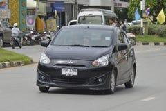 Mitsubishi mirażu Eco 2016 samochód 2016 Obraz Stock