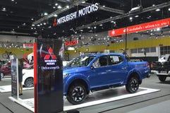 Mitsubishi Motors shop of FAST Auto Show Thailand 2016 Stock Image