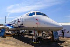 Mitsubishi MRJ Regional Jet Royalty Free Stock Photo