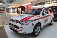 Mitsubishi outlander car Stock Image