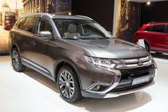 Mitsubishi Outlander PHEV Obraz Royalty Free