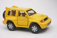 Mitsubishi Pajero Jr. Stock Images