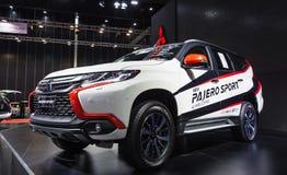 Mitsubishi pajero sport 2017 Obrazy Royalty Free