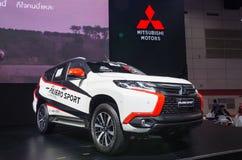 Mitsubishi pajero sport 2017 Zdjęcia Stock