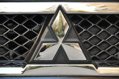 Mitsubishi symbol Royalty Free Stock Photos