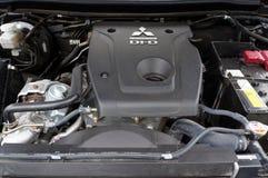 Mitsubishi Triton engine Royalty Free Stock Photos