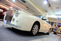 Mitsuoka GALUE-IV Royalty Free Stock Photo
