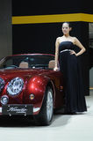 Mitsuoka himiko  and model Stock Images
