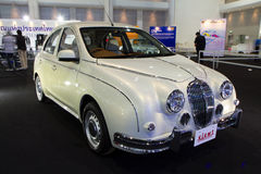 Mitsuoka view-T, Vintage design car On Thailand International Motor Expo Stock Image