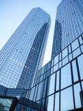 Mitt av Frankfurt, Tyskland royaltyfri foto