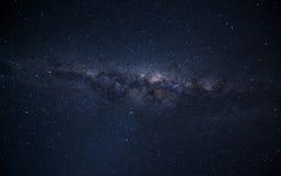 Mitt av galaxen Arkivbild