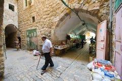 Mitt av Hebron Royaltyfri Foto