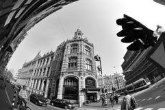Mitt- dag Amsterdam Royaltyfri Fotografi