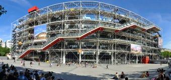 Mitt de Pompidou Arkivfoton