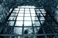 mitt fängelse Arkivbild