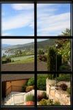 mitt fönster Royaltyfri Bild