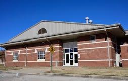 Mitt för Southland vinthundvetenskap på ASU-Mitt--söder, västra Memphis, Arkansas royaltyfria foton