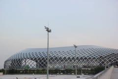 Mitt för sportar för ASIEN KINA Shenzhen vårkokong royaltyfri fotografi