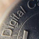 Mitt ord mitt digitala foto royaltyfri foto