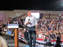 Mitt Romney 2 Royalty Free Stock Photos