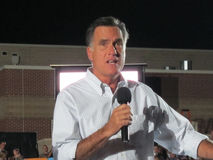 Mitt Romney 21 Stock Photo