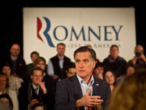 Mitt Romney Royalty Free Stock Photography