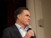 Mitt Romney Royalty Free Stock Photo