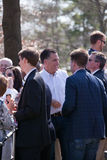 Mitt Romney Imagem de Stock Royalty Free