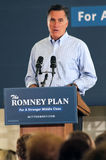 Mitt Romney Stock Photo