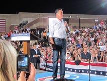 Mitt Romney 32 Royalty-vrije Stock Afbeeldingen