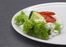 Mittagessen Stockbild